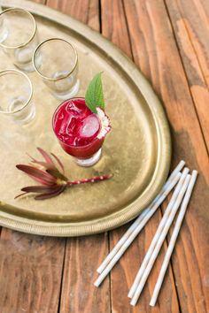 wedding #drinks and #cocktails idea @weddingchicks