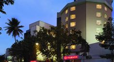 Ramada Bangalore Bangalore Situated in Bangalore's Central Business District, Ramada is a 5-minute drive from Cantonment Railway Station. Offering modern rooms with a flat-screen TV, this hotel houses a restaurant and a gym.