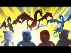 Ninjago: The Tournament Of Elements (Official Trailer 2015) - YouTube