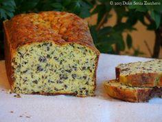 Pane alle zucchine senza farina di frumento (con ig basso e senza glutine)