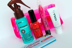 Ipsy/Glambag Review for July 2013! Ipsy is a subscription service were you pay $10 per month, and receive 5 products especially for you!