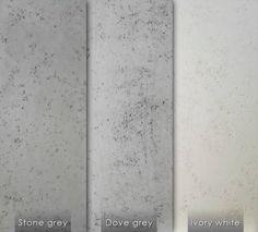 Betonoptik by Loft Design System Germany – Bavarian Wall Panels – … – floors – Wall Panel Concrete Wall Panels, Concrete Tiles, White Concrete, Concrete Design, Loft Design, Wall Design, Attic Design, Studio Design, Exterior Design