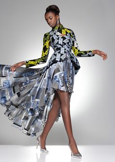 Hello Dolls Vlisco always has amazing fashion looks for all their collections,here are a few looks i thought i should share with you for in. African Fashion Designers, African Inspired Fashion, African Print Fashion, Africa Fashion, Ethnic Fashion, Fashion Prints, Ankara Fashion, African Prints, Ghana Fashion