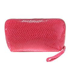 Snake pink Band, Cosmetic Bag, Snake, Zip Around Wallet, Cosmetics, Fashion, Bags, Schmuck, Moda
