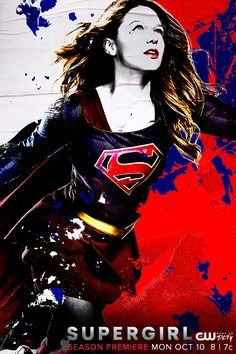 Supergirl — It's a bird, it's a plane, it's Supergirl on The...