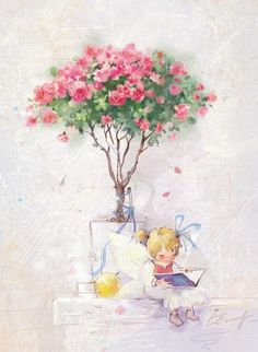 Фейка розового дерева © Екатерина Бабок