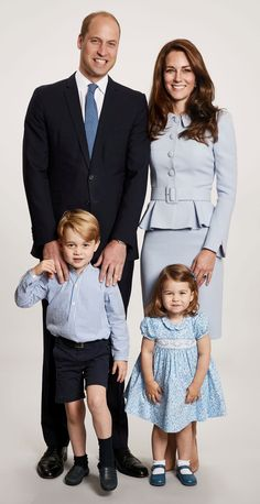 The 2017 Royal Christmas Card