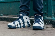 http://SneakersCartel.com The Nike Air More Uptempo Olympic Arrives Next Week…