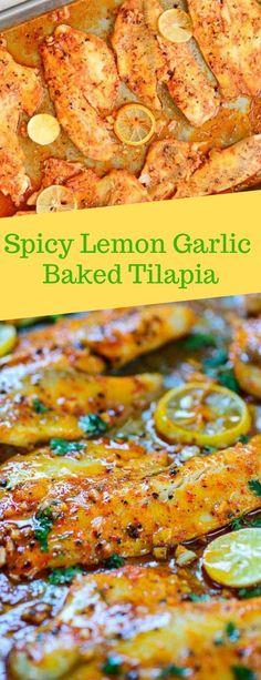 fish recipes tilapia & fish recipes & fish recipes healthy & fish recipes tilapia & fish recipes baked & fish recipes for dinner & fish recipes salmon & fish recipes easy & fish recipes mahi mahi Best Fish Recipes, Tilapia Fish Recipes, Salmon Recipes, Healthy Recipes, Baked Tilapia Recipes Healthy, Tilapia Fillet Recipe, Baked Tilapia Fillets, Oven Baked Tilapia, Lemon Tilapia