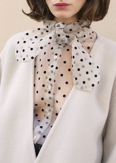 4a2b54a71 32 Great polka dot blouse images