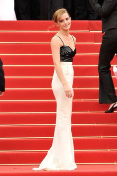 Cannes 2013: Emma Watson in Chanel Couture