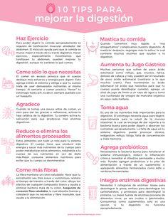 10 tips para mejorar tu digestión | María Montemayor Herbalife, 7 Months Baby Food, 7 Month Baby, Food Hacks, Food Tips, Food Truck, Baby Food Recipes, Gardening Tips, Natural Remedies