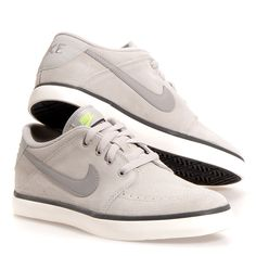 quality design 03b07 b7948 Nike Suketo Leather Men s Athletic Shoes  Grey Sail 12 Nike Suketo, For Your