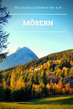 Mösern (Olympiaregion Seefeld) #austria #tyrol #Mösern #olympiaregionseefeld #alps Alps, Austria, Mountains, Nature, Travel, Voyage, Trips, Viajes, Naturaleza