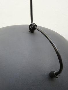 Image of gourd pendant light