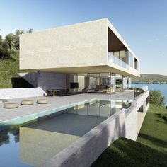 Villa Eden Garda Lake: I don't know where this is, but I LIKE