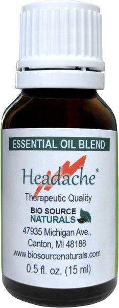 Headache Relief Blend - 1 fl oz (30 ml)