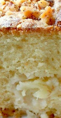 Pineapple Coffee Cake #cake #dessert #sweets #pineapple