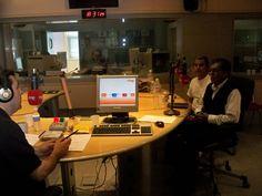 En Radio Nacional de España.