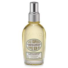 This body oil effectively fights dry skin and lack of firmness while strengthening skin elasticity.
