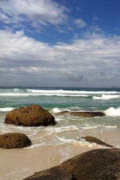 Squeaky Beach, Victoria, Australia.
