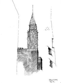 Chrysler Building / NYC / Manhattan / William Van Alen / http://ilikear.ch/wKXbnu