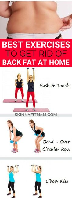 8 Best Exercises to Get Rid of Back Fat and Bra Bulge in 2 Week