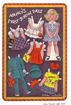Magazine paper dolls - Lorie Harding - Picasa Web Albums