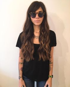 christina perri updates Hair Inspo, Hair Inspiration, Hair Hacks, Hair Tips, Hair Ideas, Christina Perri, Celebs, Celebrities, Girl Crushes