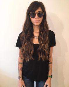 christina perri updates Hair Inspo, Hair Inspiration, Christina Perri, Hair Hacks, Her Style, Hair Goals, Girl Tattoos, Her Hair, Style Icons