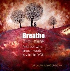 Are you breathing correctly? #breathwork #selfhelp