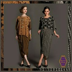 Elegant batik collection by Danar Hadi. Carolina Herera, Kebaya, Plus Size Dresses, Culture, Elegant, Blouse, Model, Collection, Tops