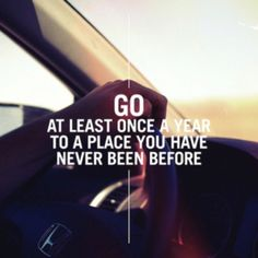 I try to do this ... life is short