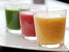 gezonde smoothie maken - recept groene smoothie.