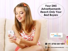 Bulk Sms Marketing of bulksmsindia is different from other mobile advertising agencies. We let you focus your ads with precision ONLY on your actual target audience. Know more detail visit : http://www.bulksmsindia.biz/