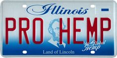 state license plates 2014 | State of Hemp: Update on US Legislation