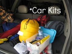 PREPARE TODAY: Your Car As A Shelter