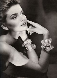 Paulina Porizkova- Vogue