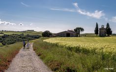 Get married in Vitaleta - Tuscany - val d'Orcia