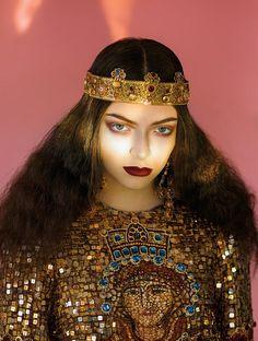 Lorde music fashion