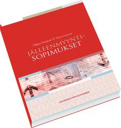 Kirjan tarkoituksena on auttaa jokaista, joka laatii, neuvottelee, arvioi tai päättää jälleenmyyntisopimuksia. Kirja soveltuu paitsi lakimiesten myös tuotteiden myyntiä hoitavan myynti- ja markkinointihenkilökunnan sekä jälleenmyyjän osto- ja hankintaosaston sopimuskäsikirjaksi.