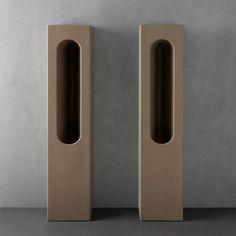 Ceramic Urinal SLOT Urinals Collection by Ceramica Cielo   design 5.5 designstudio