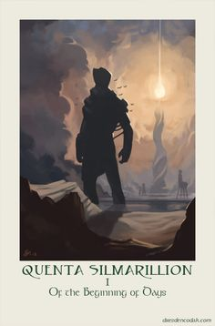 """Silmarillion Project Part 5: Chapter 1 - """"Of the Beginning of Days"""" • Part 1: """"Ainulindalë - The Music of the Ainur"""" • Part 2: """"Valaquenta - Account of the Valar and Maiar in according to the lore of the Eldar"""" • Part 3: """"The Monsters of..."""
