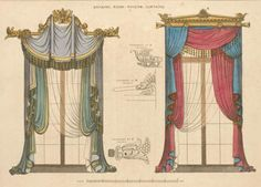 1000 Ideas About Large Window Curtains On Pinterest