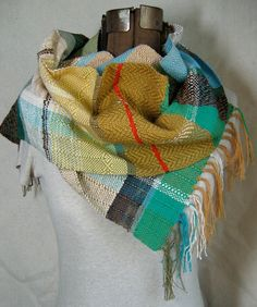 hand woven by Vanessa Lauria, Pidge pidge on Etsy