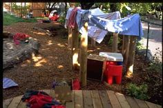 let the children play: just add places to pause, places to hide, places to rest,… – natural playground ideas