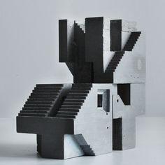 Cubic Geometry iv-i-i by DAVID UMEMOTO ~ seandavidson