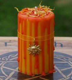 Midsummer Magic Candle