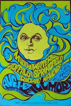 """Bill Graham Presents..."" Fillmore Posters 1966-1969"