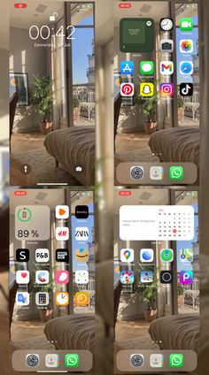 Homescreen, Layouts, Iphone Cases, Apps, Pasta, Diy, Inspiration, Pictures, Organization